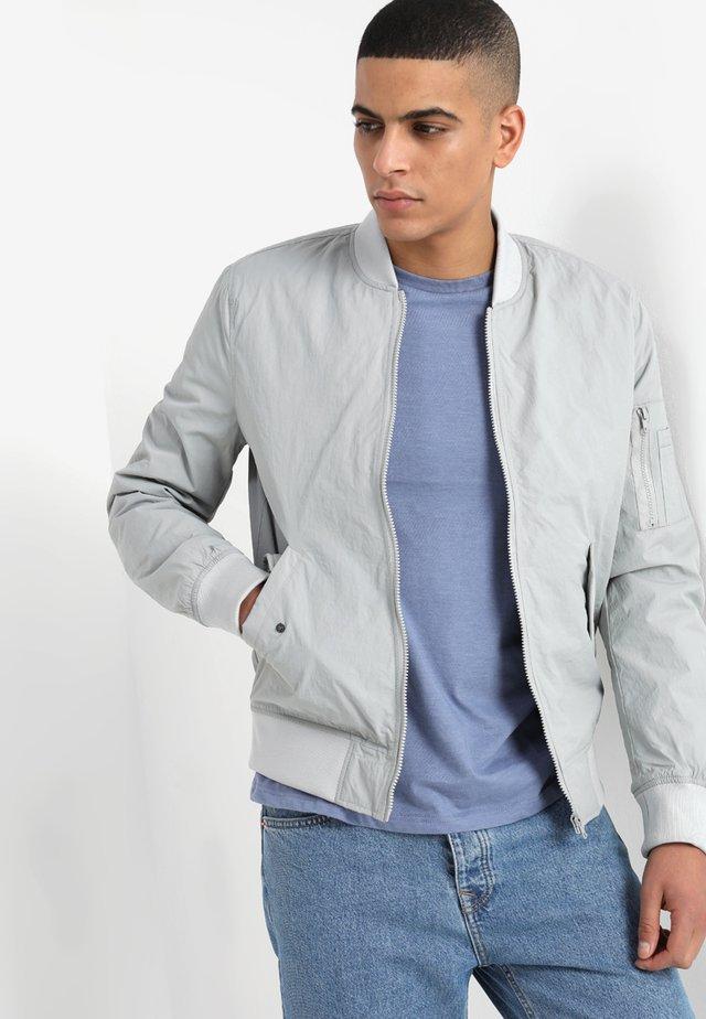 SPRING - Bomber Jacket - light grey