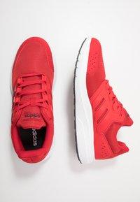 adidas Performance - GALAXY 4 - Nøytrale løpesko - scarlet/grey six/footwear white - 1