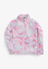 Next - Zip-up hoodie - pink - 0