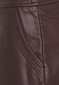 Dorothy Perkins Tall - BERRY MINI - Mini skirt - purple - 2