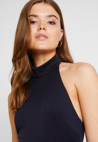 True Violet - HALTER NECK WITH SPLIT - Maksimekko - navy - 4