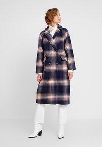 Karen by Simonsen - LAYLAKB COAT - Zimní kabát - multicolor - 0