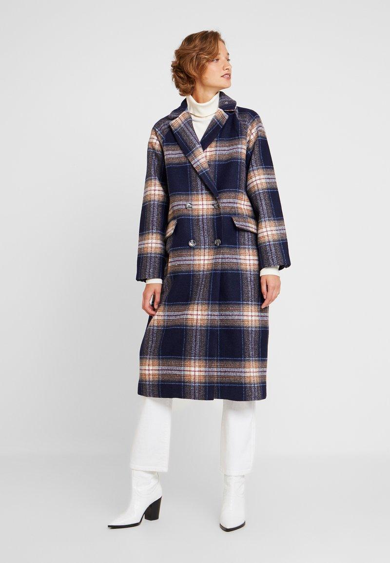 Karen by Simonsen - LAYLAKB COAT - Zimní kabát - multicolor