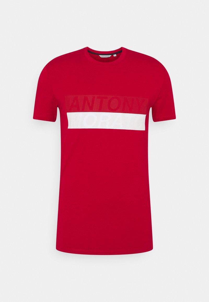 Antony Morato - SLIM FIT - Print T-shirt - peperoncino