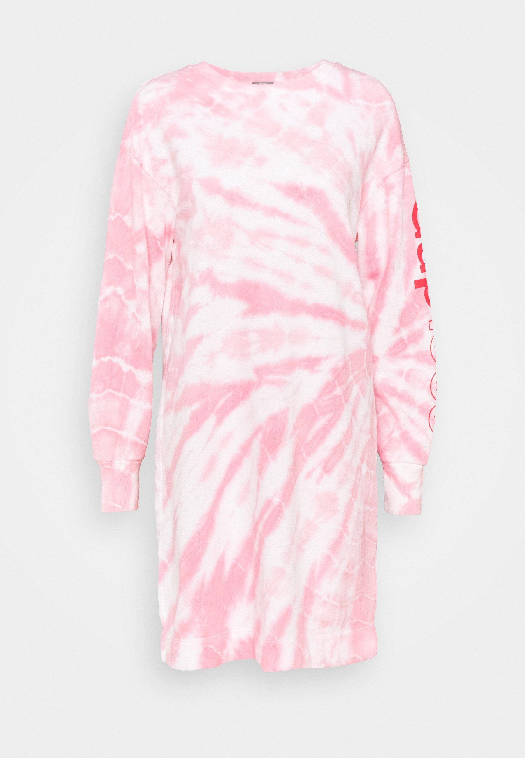 Women DRESS - Day dress - pink