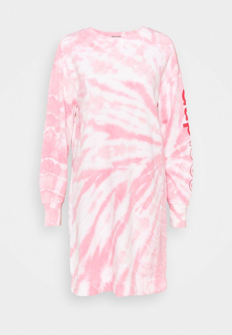 GAP - DRESS - Vardagsklänning - pink