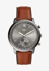 Fossil Smartwatches - NEUTRA HYBRID - Smartwatch - brown - 0