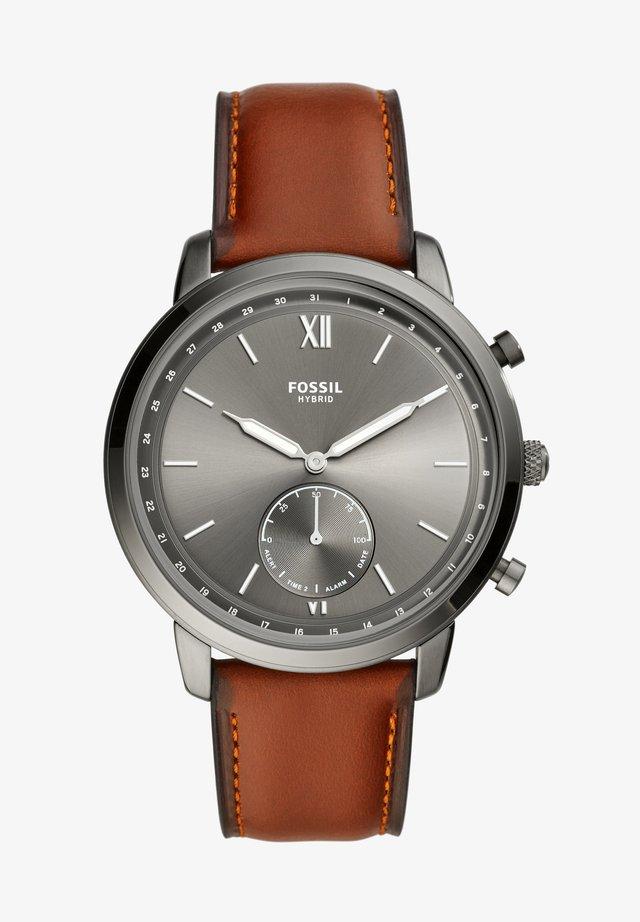 NEUTRA HYBRID - Smartwatch - brown