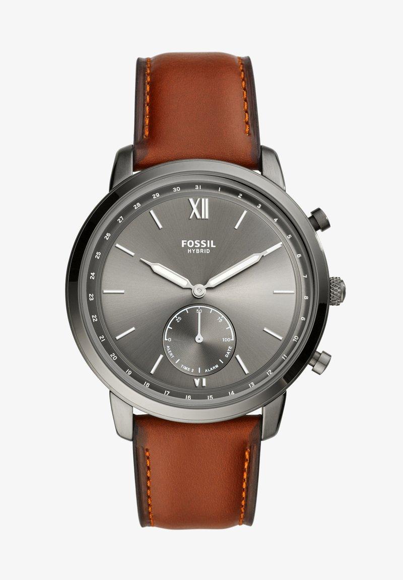 Fossil Smartwatches - NEUTRA HYBRID - Smartwatch - brown