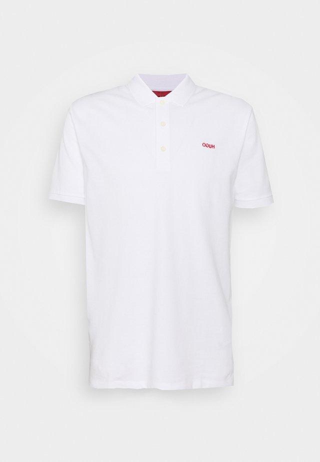 DONOS - Poloshirt - white
