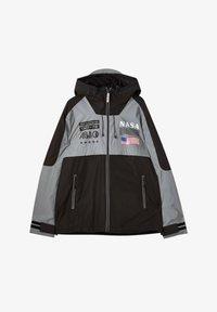 PULL&BEAR - Light jacket - dark grey - 5