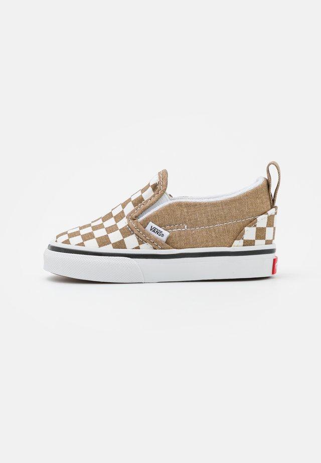 Sneakers laag - bronze age/true white