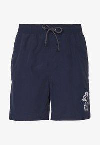 Luke 1977 - FUSE - Shorts - navy - 4