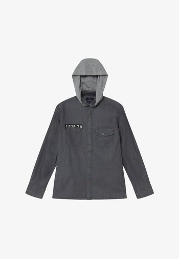 JUNIPHER - Chemise - grey
