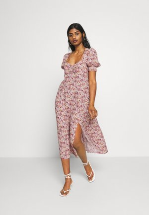 SWEET MIDI - Day dress - pink