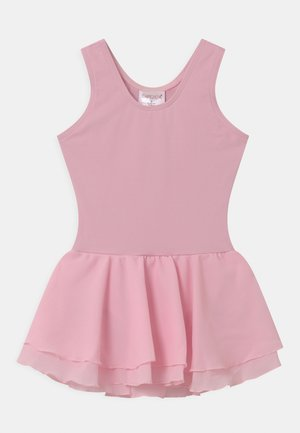 BALLET - trikot na gymnastiku - pink