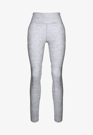 ONE LUXE - Leggings - smoke grey/clear
