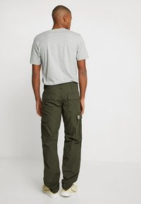 Carhartt WIP - REGULAR COLUMBIA - Cargo trousers - cypress rinsed - 2