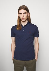 Polo Ralph Lauren - SLIM FIT - Polo - fresco blue heath - 0
