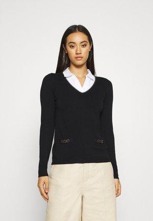 BASTI - Pullover - noir