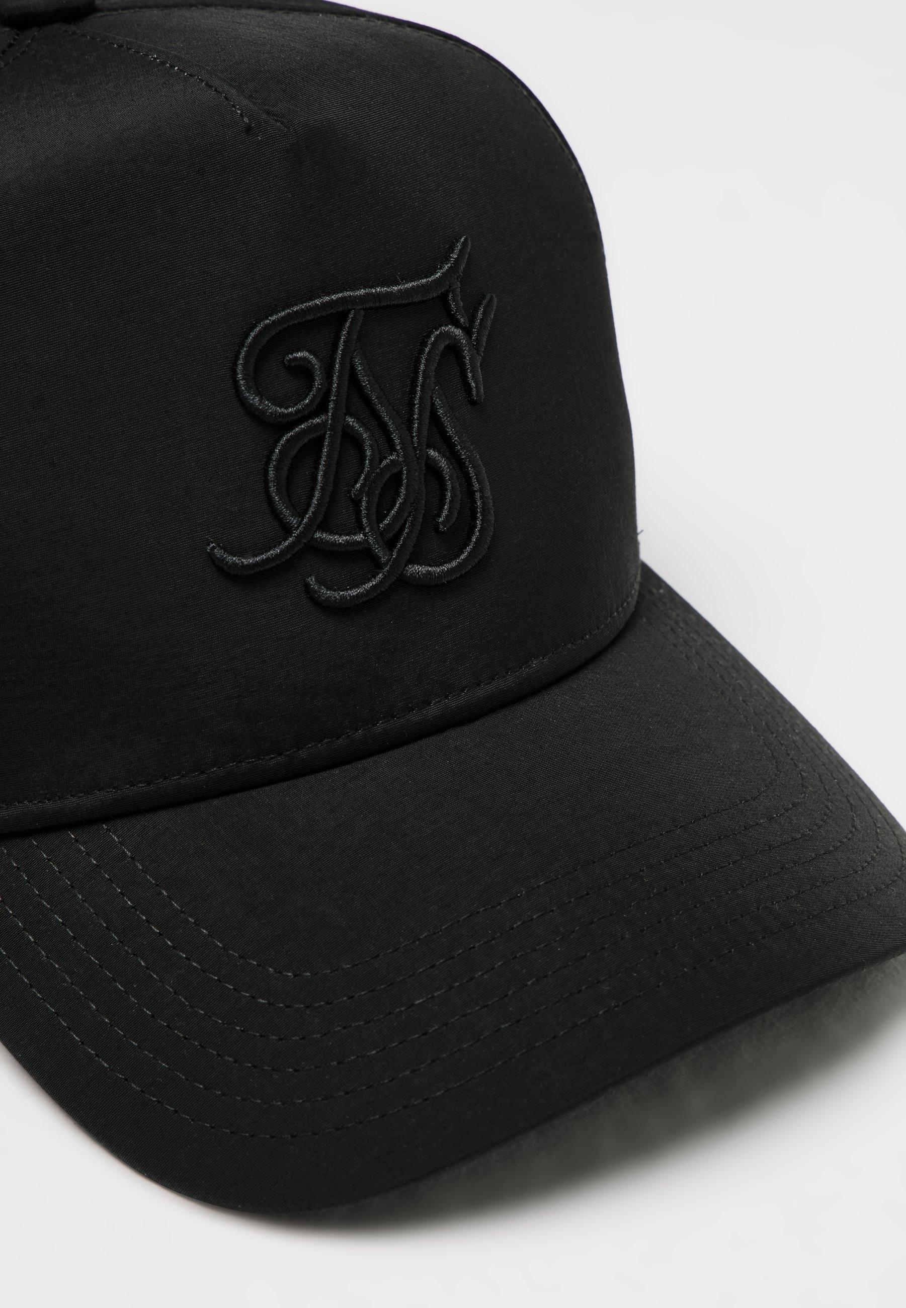 SIKSILK Cap - black/svart Cc7W7acGLwBH4Aj