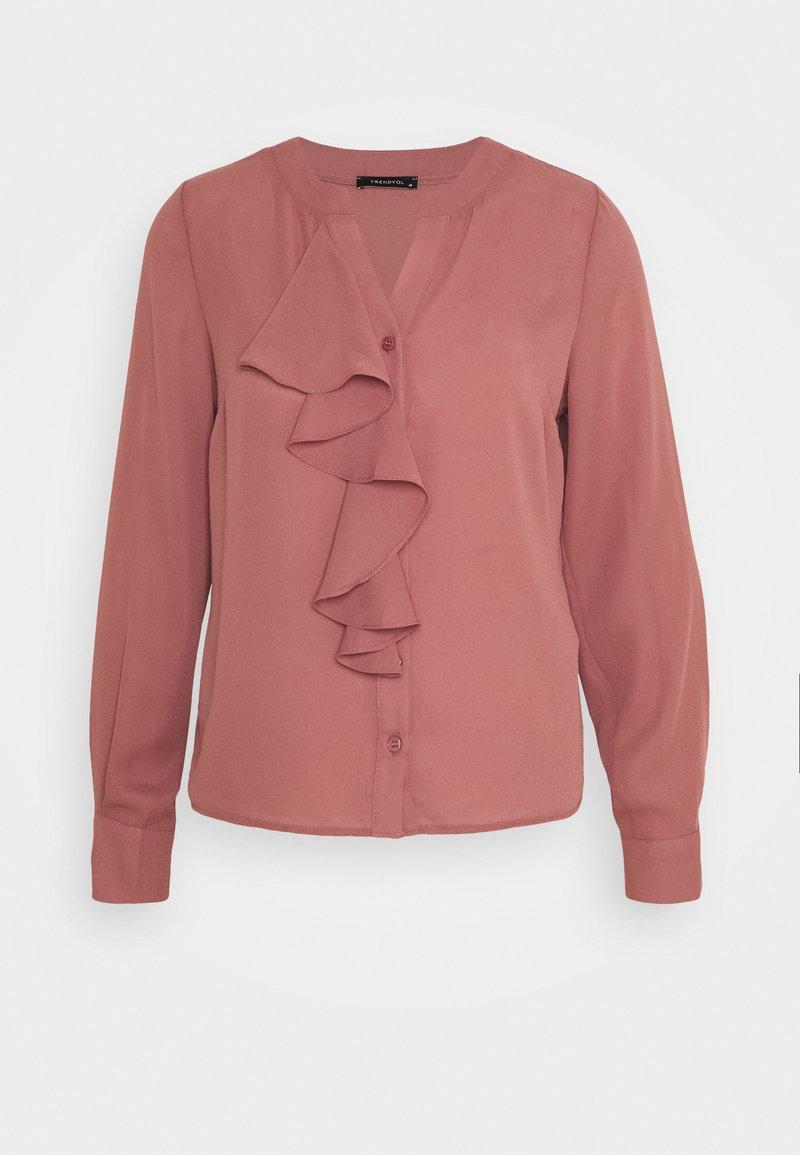 Trendyol - Blouse - powder pink