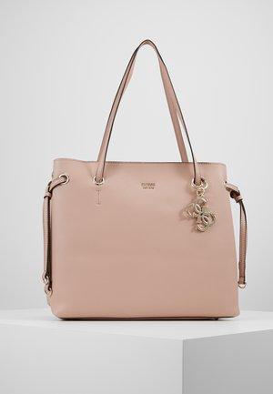 DIGITAL SHOPPER - Tote bag - pink