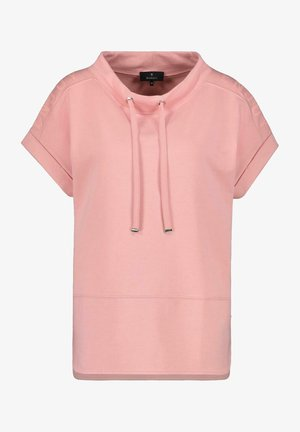 Sweatshirt - pink rose