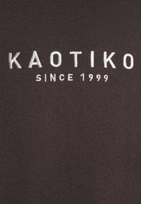 Kaotiko - WALKER - Sweatshirt - black - 2