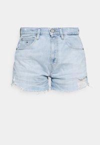 HOTPANT  - Denim shorts - denim light