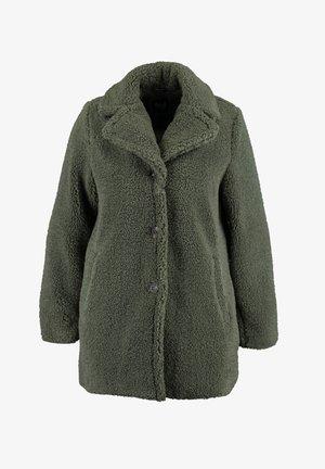 TEDDY JAS - Manteau court - khaki