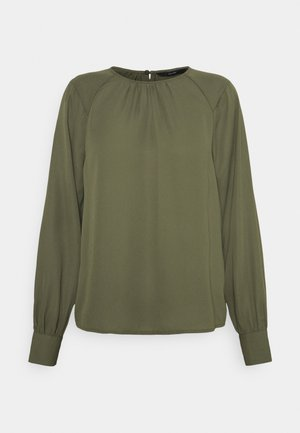 VMPOEL - Blouse - ivy green