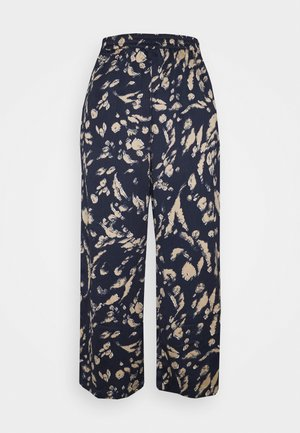 VMHAILEY PANT - Trousers - navy blazer
