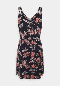 ONLY - ONLKARMEN DRESS - Robe d'été - night sky/rose - 7