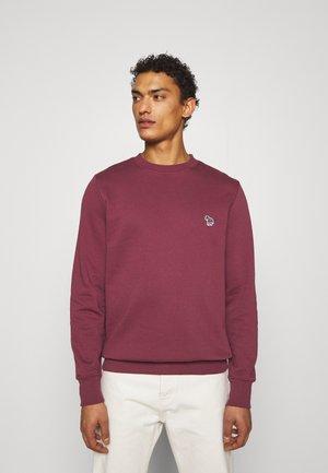 REG FIT UNISEX - Sweatshirt - dark red