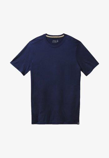 Basic T-shirt - deep navy