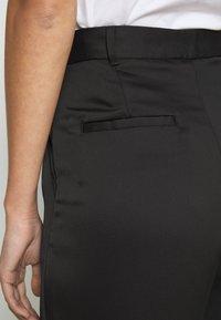 Monki - LAINEY TROUSERS - Trousers - black - 3