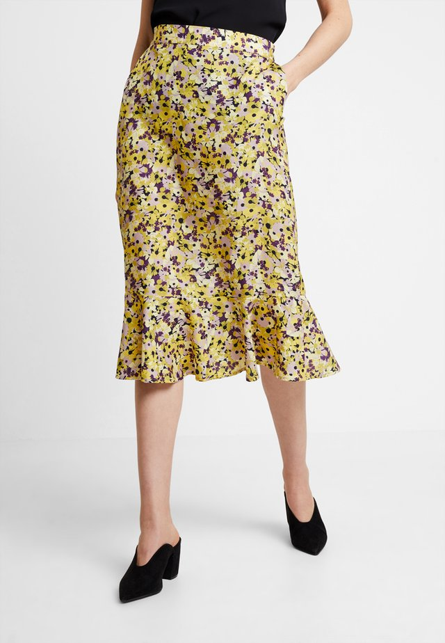 LEA - A-line skirt - multi-colored