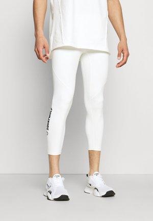 WARRIOR LEGGINGS - Leggings - white