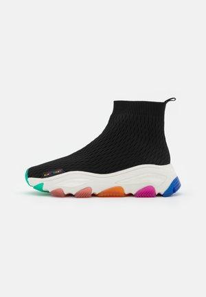 LETTIE  - Sneakersy wysokie - black