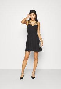 Trendyol - SIYAH - Cocktail dress / Party dress - black - 1