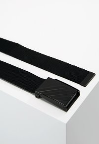 adidas Golf - WEBBING BELT - Belt - black - 4