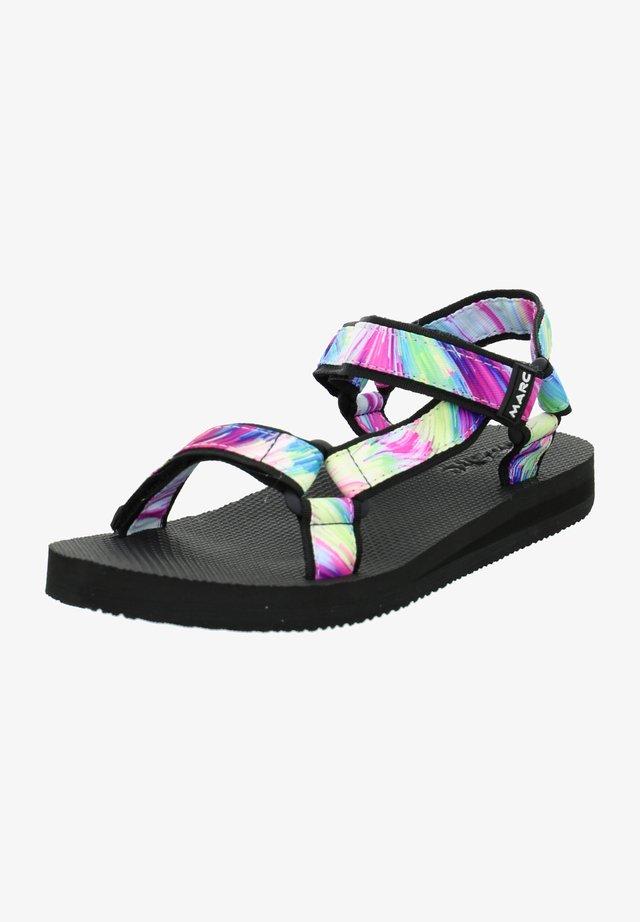 STELLA - Sandals - mint-kombi
