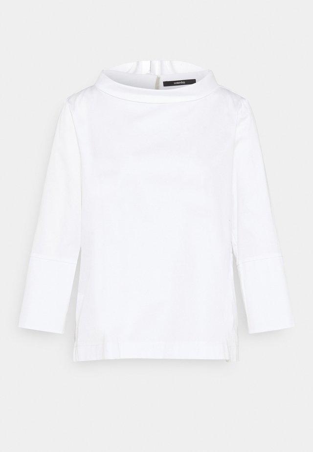 ZAPALA - Blouse - white