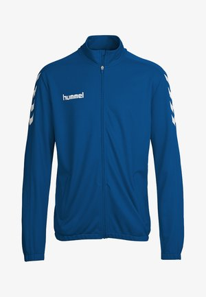 CORE - Training jacket - true blue