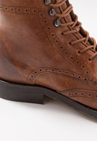 Hudson London - SHERWOOD - Lace-up ankle boots - tan - 5