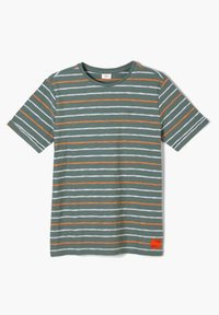s.Oliver - Print T-shirt - petrol - 2