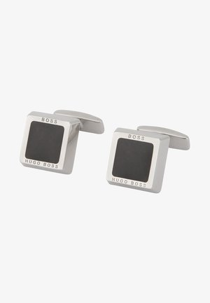 FRANZISKO - Cufflinks - black