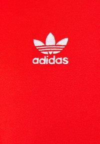 adidas Originals - TRACKTOP - Giacca sportiva - red - 4