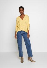 Esprit - Cardigan - dusty yellow - 1